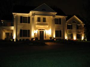Landscape Lighting in Mission Hills, KS