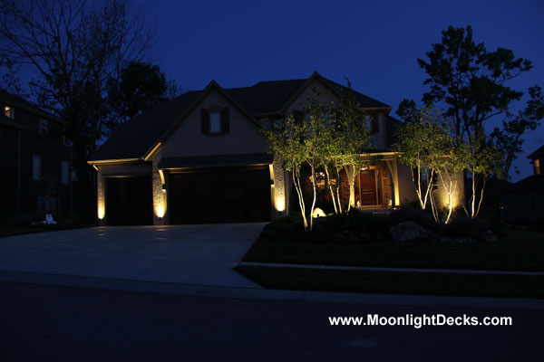 Landscape Lighting in KC