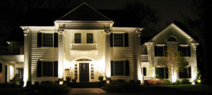 Landscape Lighting in Mission Hills, KS