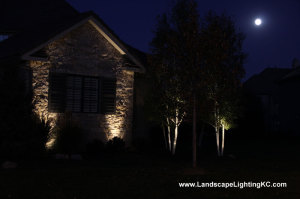 Landscape Lighting Overland Park and Leawood Kansas