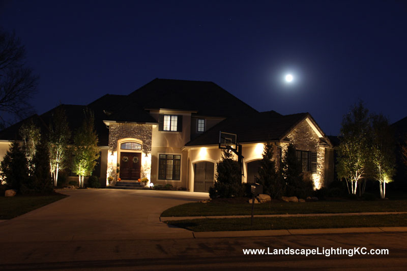 Landscape Lighting KC in Overland Park