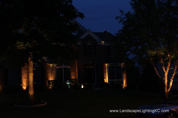 Landscape Lighting Overland Park