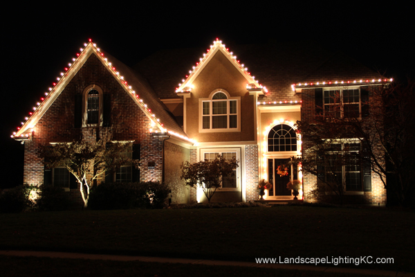 Landscape Lighting Leawood