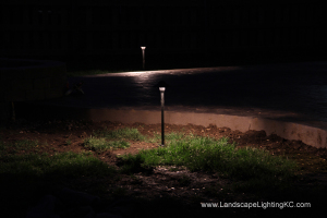Landscape Path Lights.