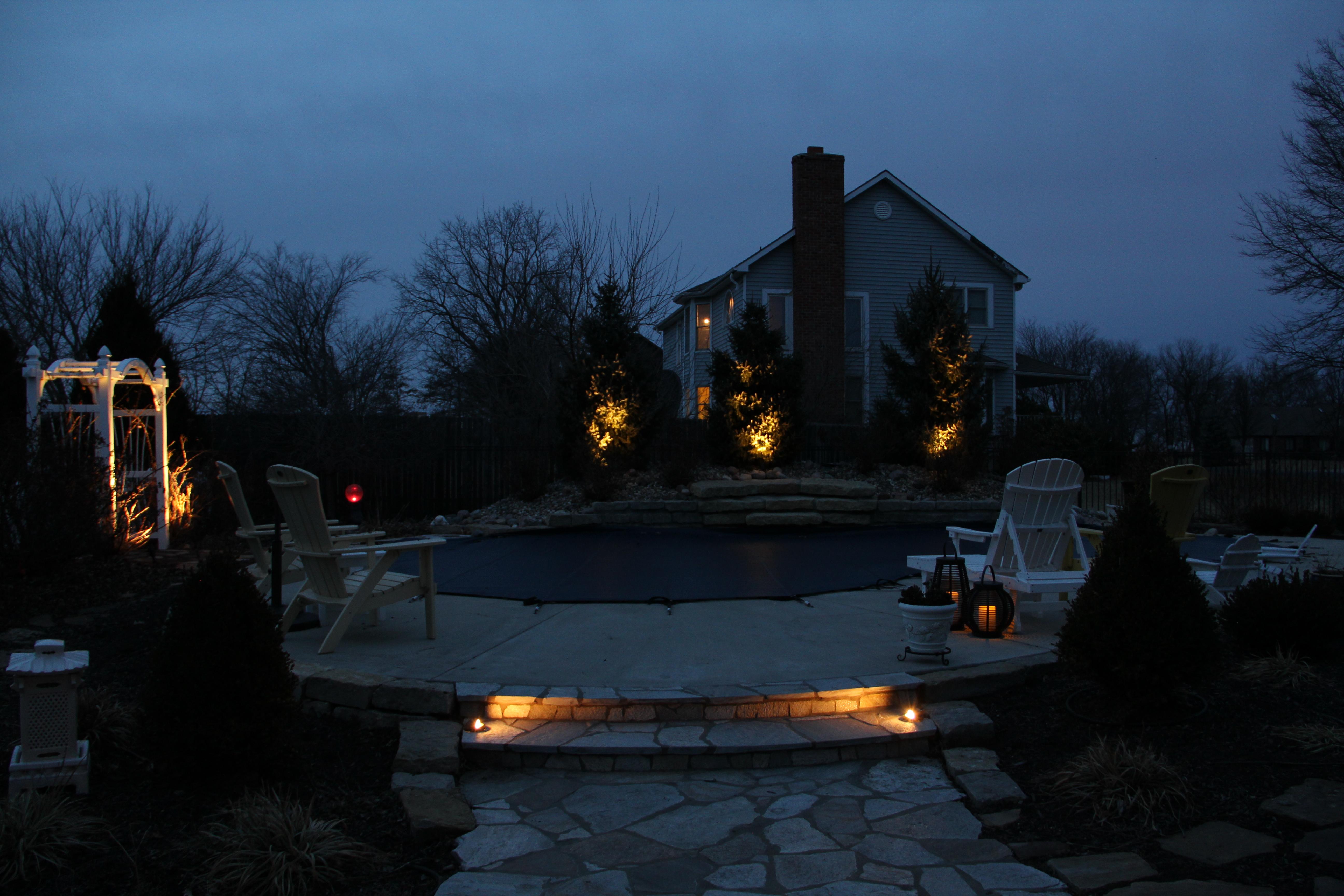 Landscape Lighting - Olathe