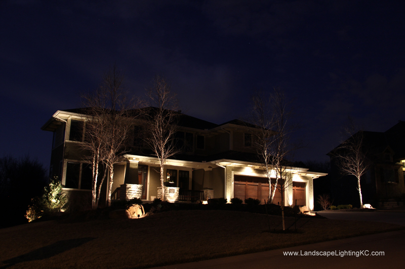 Landscape Lighting Overland Park