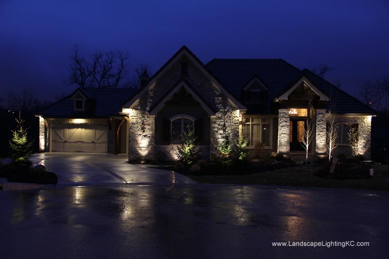Gallery landscape lighting kc for Best landscape spotlights