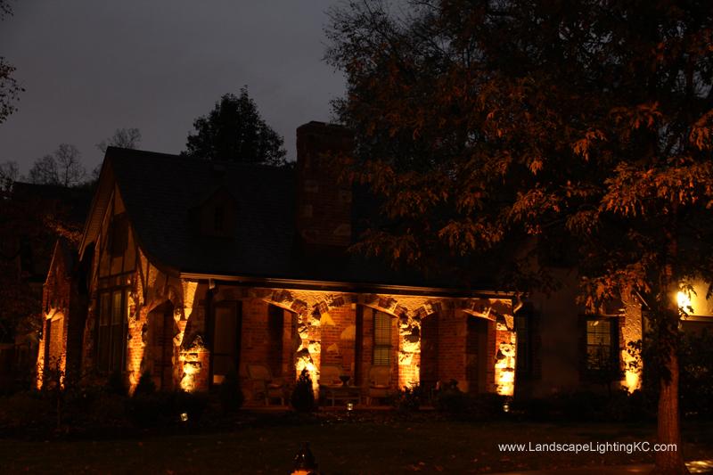 Landscape Lighting Brookside
