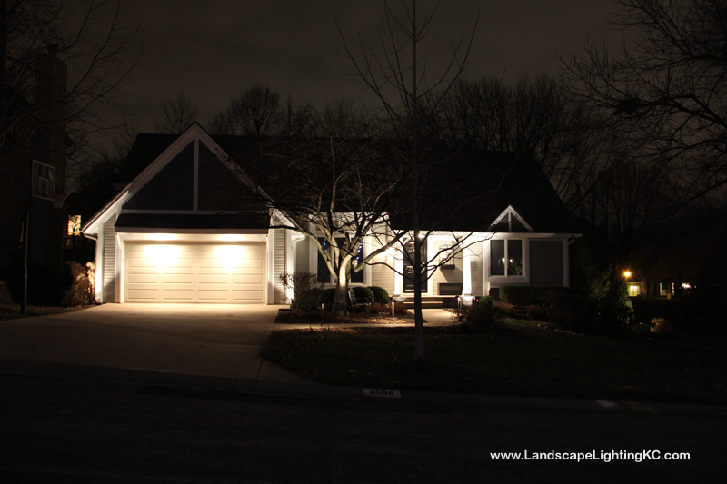 Landscape Lighting KC Overland Park