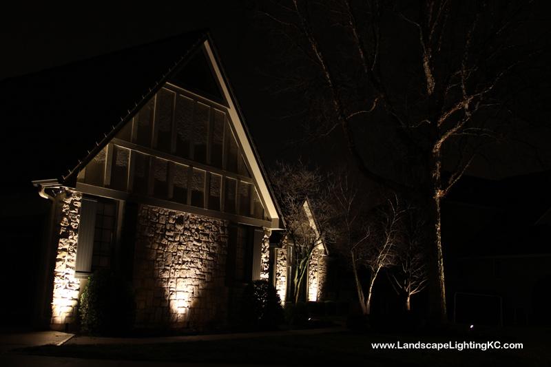 Landscape Lighting and Deck Lighting in Kansas City