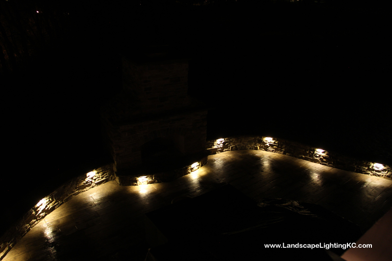 Landscape Lighting and Deck Lighting in Kansas City