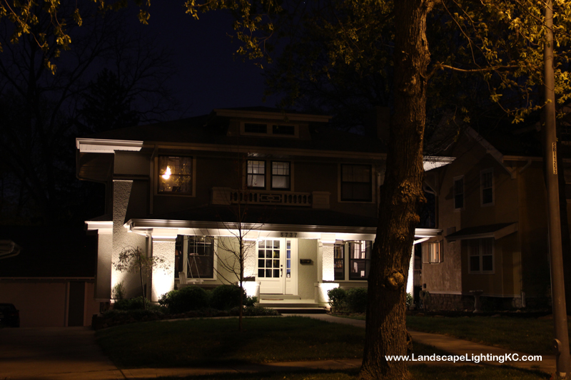 Landscape Lighting Brookside