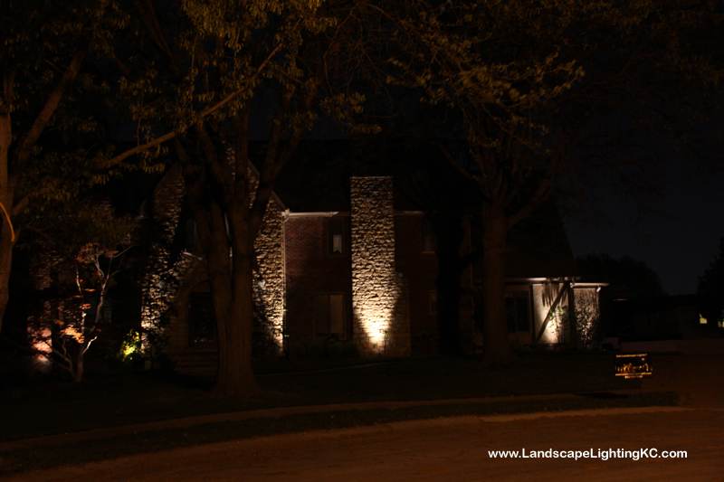 Landscape Lighting Leawood, KS