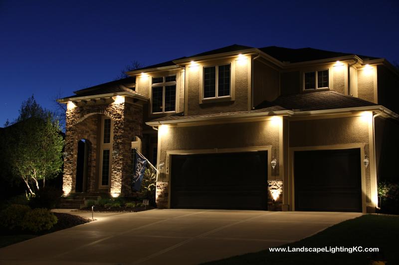 Landscape Lighting Olathe