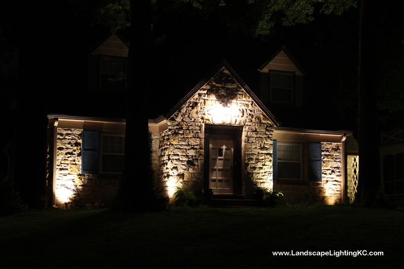 Landscape Lighting Fairway, KS