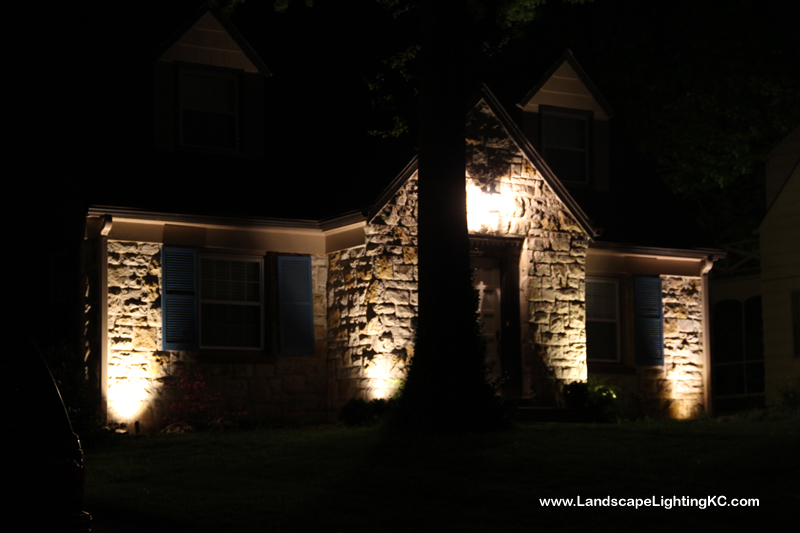 Landscape Lighting Fairway, KS