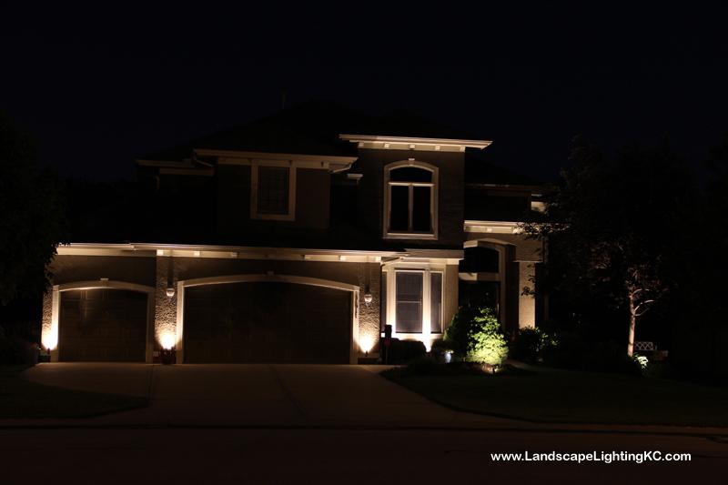 Olathe Landscape Lighting
