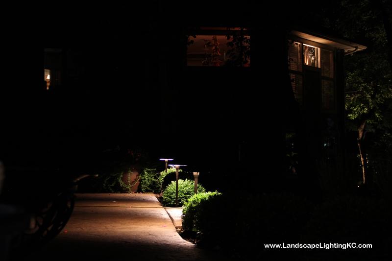 Overland Park Landscape Lighting