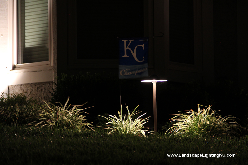 Overland Park Landscape Lighting - Wilson